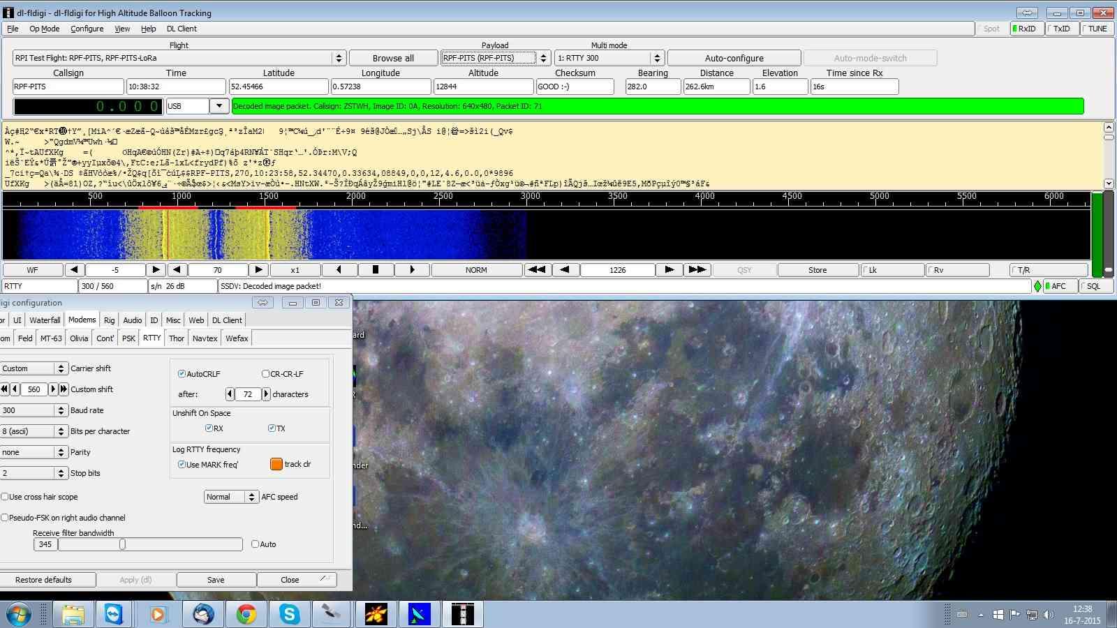 highaltitude log 20150716